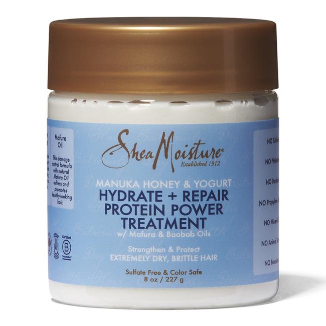 Manuka Honey & Yogurt  Hydrate & Repair Intensive Protein Treatment
