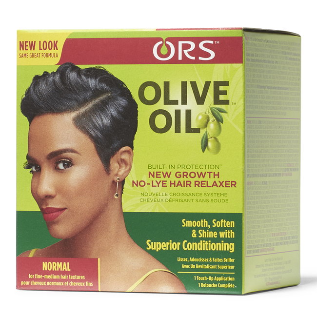 Olive Oil New Growth Normal Relaxer