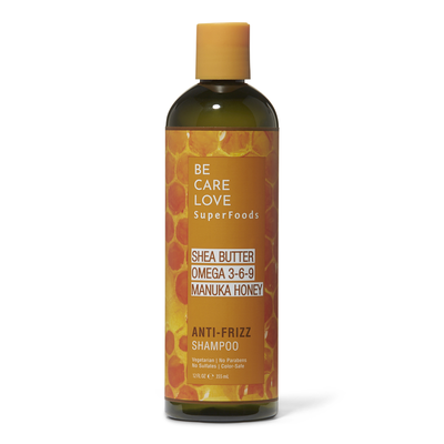 Superfoods Anti Frizz Shampoo