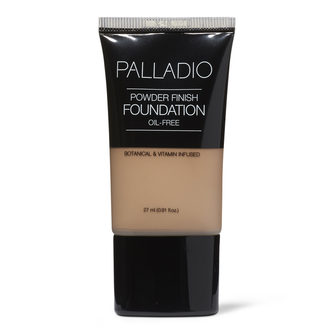 Powder Finish Foundation Honey