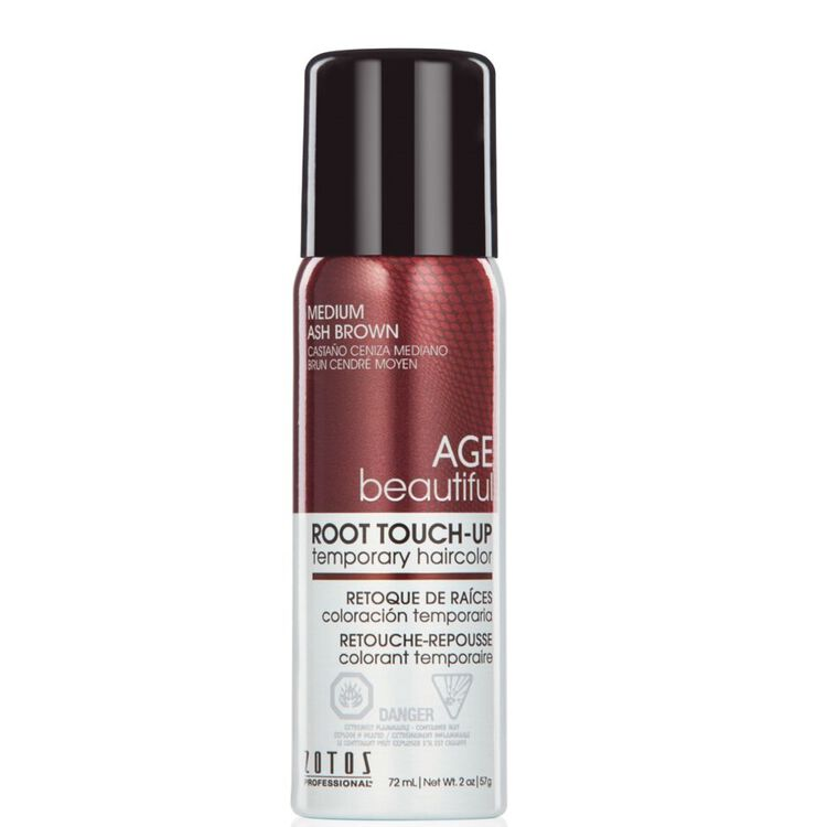 Medium Ash Brown Root Touch Up Spray