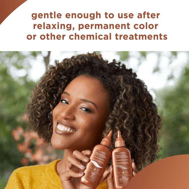 Semi Permanent Moisturizing Hair Color