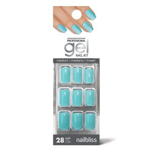 Bermuda Turquoise Gel Nail Kit