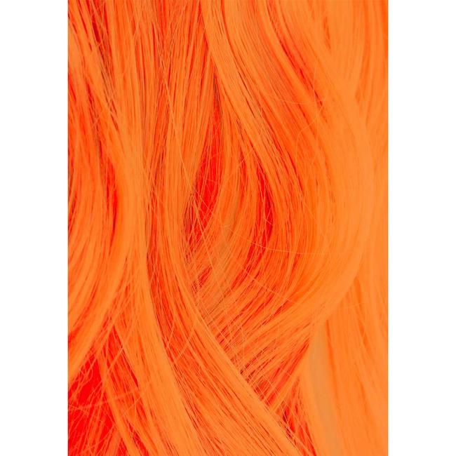 320 Neon Orange Premium Natural Semi Permanent Hair Color