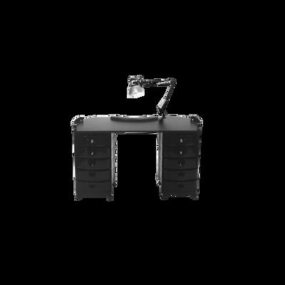 Pibbs Manicure Table Black