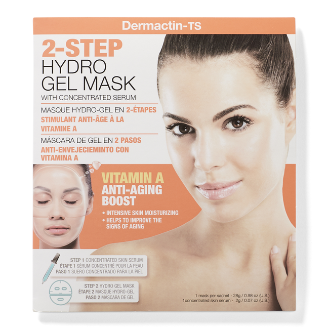 2 Step Vitamin A Hydro Gel Mask