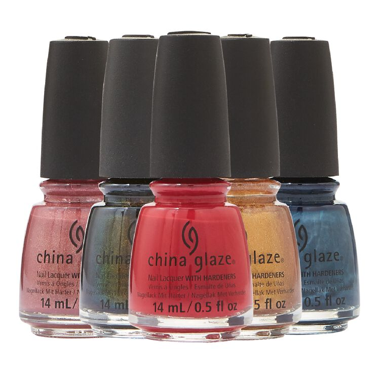 Gone West Nail Lacquers