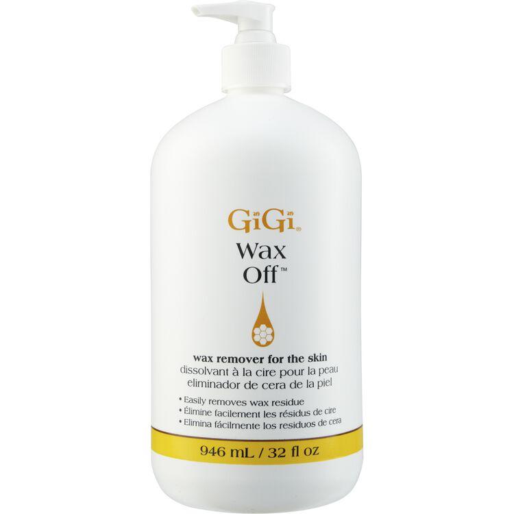 Wax Off Wax Remover