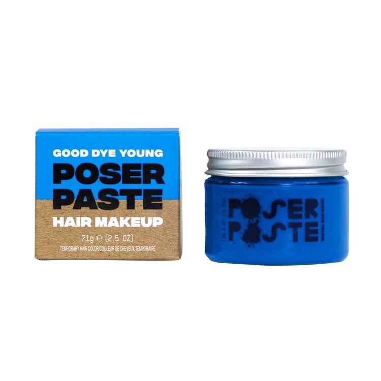 Blue Ruin Poser Paste Temporary Hair Makeup
