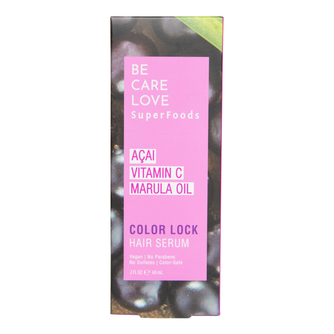 Superfoods Color Lock Serum