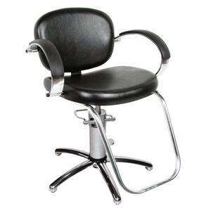1300S Valenti Hydraulic Styling Chair with Slim Star Base
