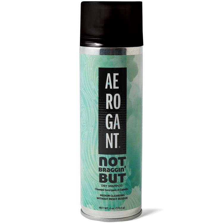 Not Braggin But Dry Shampoo