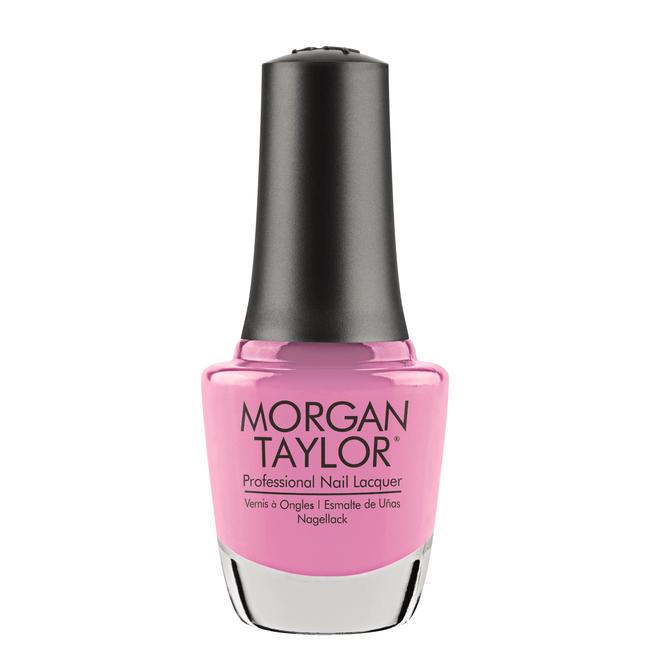 Morgan Taylor Make Me Blush Nail Lacquer | Nail Polish | Sally Beauty