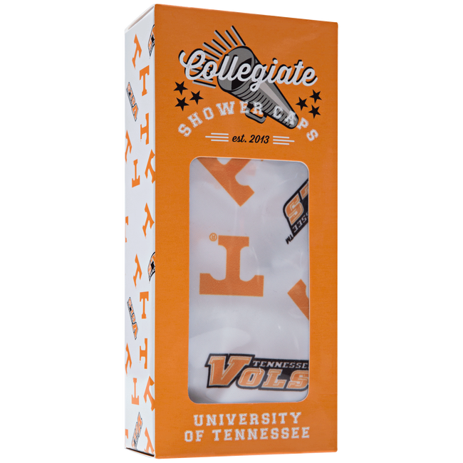 University of Tennessee Collegiate Shower Cap