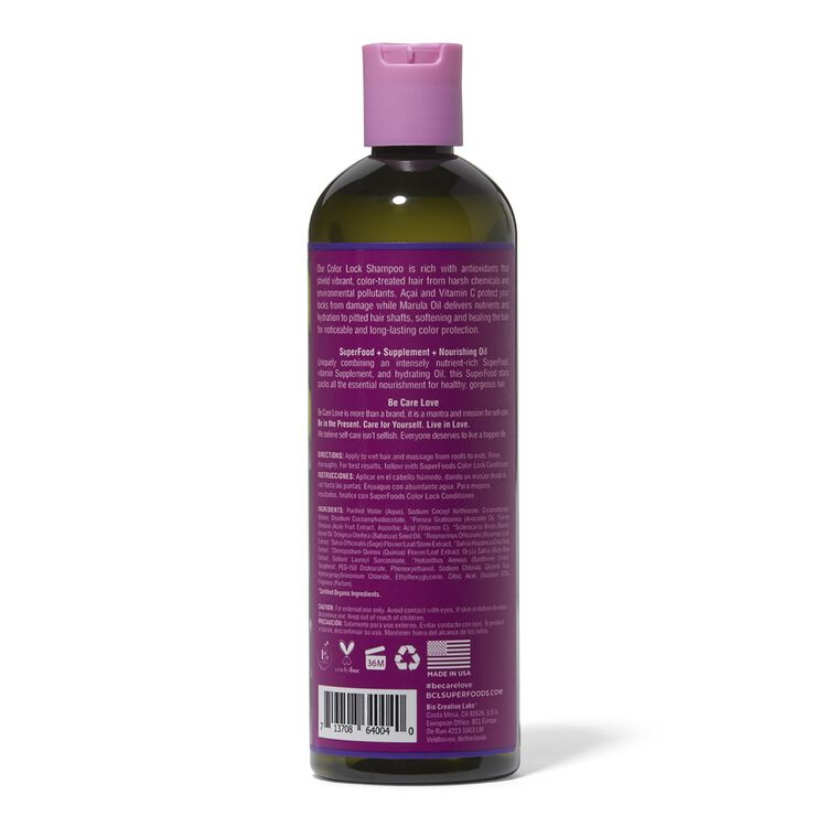 Superfoods Color Lock Shampoo