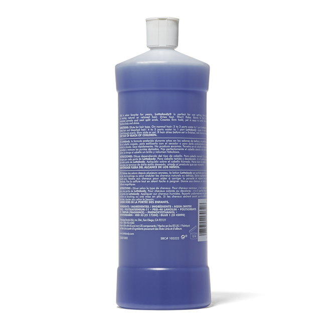 32 oz Concentrated Setting Lotion