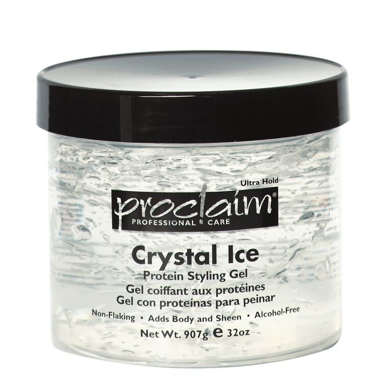 Crystal Ice Protein Styling Gel
