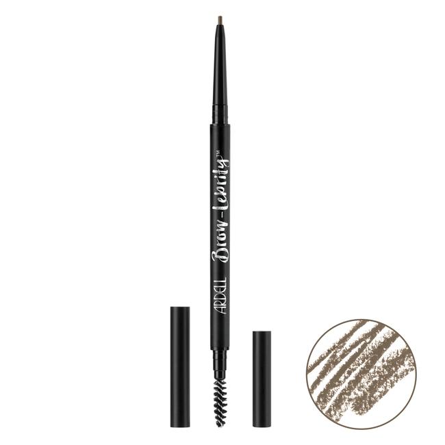 Brow-Lebrity Micro Brow Pencil Medium Brown