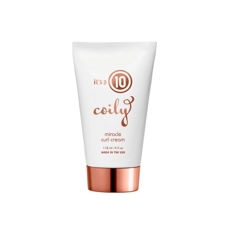 Coily Miracle Curl Cream