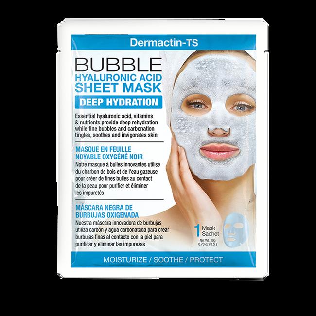 Bubble Hyaluronic Acid Sheet Mask