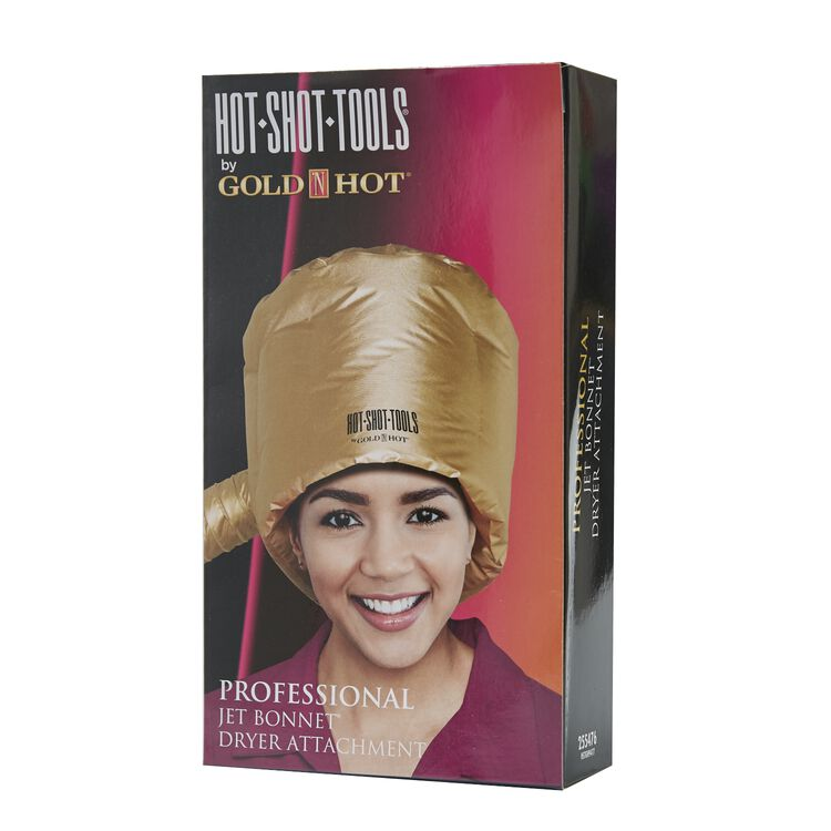 gold n hot bonnet dryer