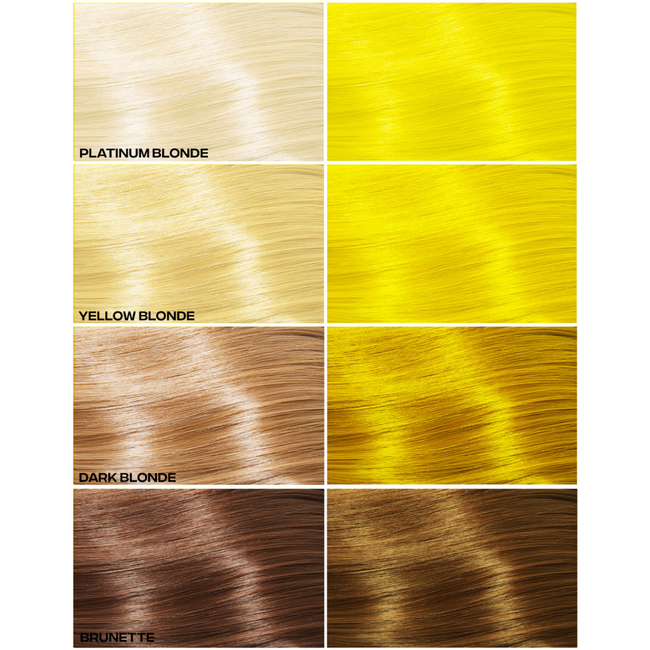 Steal My Sunshine Semi-Permanent Hair Color