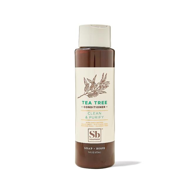 Tea Tree Clean & Purify Conditioner 16oz
