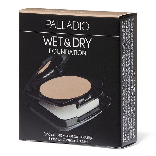 Dual Wet and Dry Foundation Natural