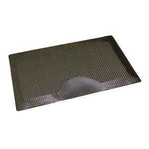 Double Sponge Black Floor Mat