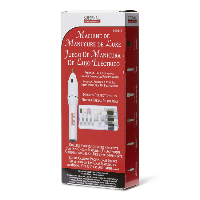 Deluxe Manicure Machine
