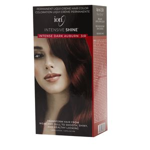 Intensive Shine Hair Color Kit Intense Dark Auburn 3IR