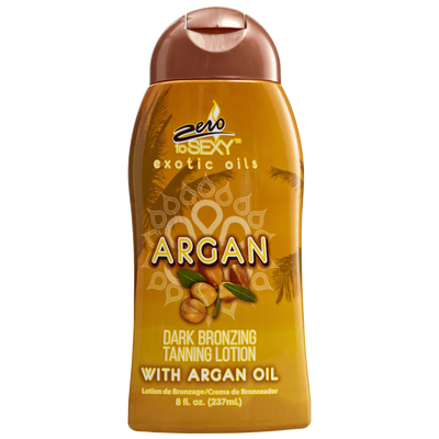 Argan Dark Bronzing Tanning Lotion