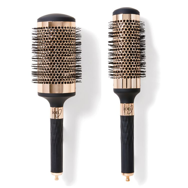 Rose Gold Round Brush