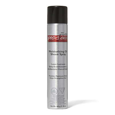 Moisturizing Oil Sheen Spray