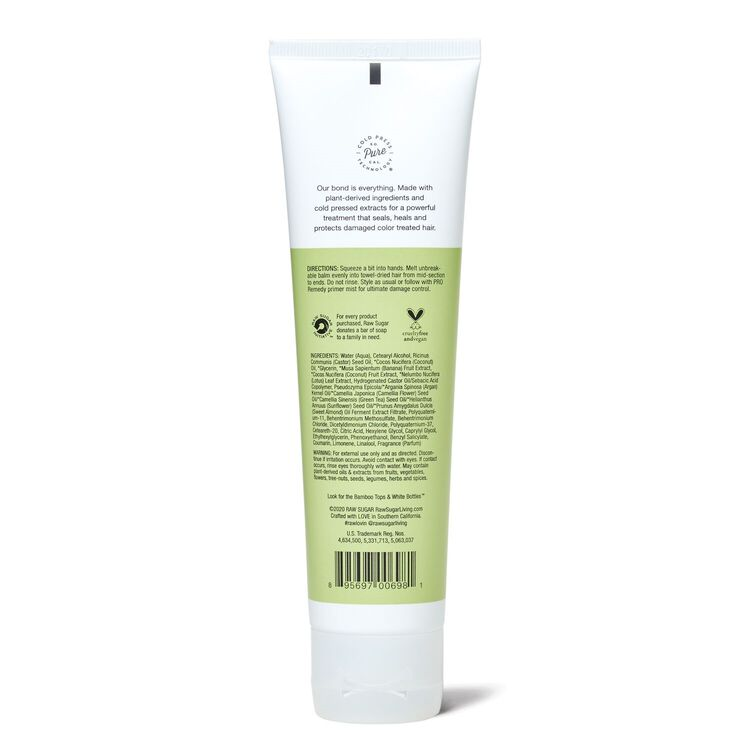 PRO Remedy Unbreakable Balm Leave-In Bond Treatment - Banana Leaf + Coconut