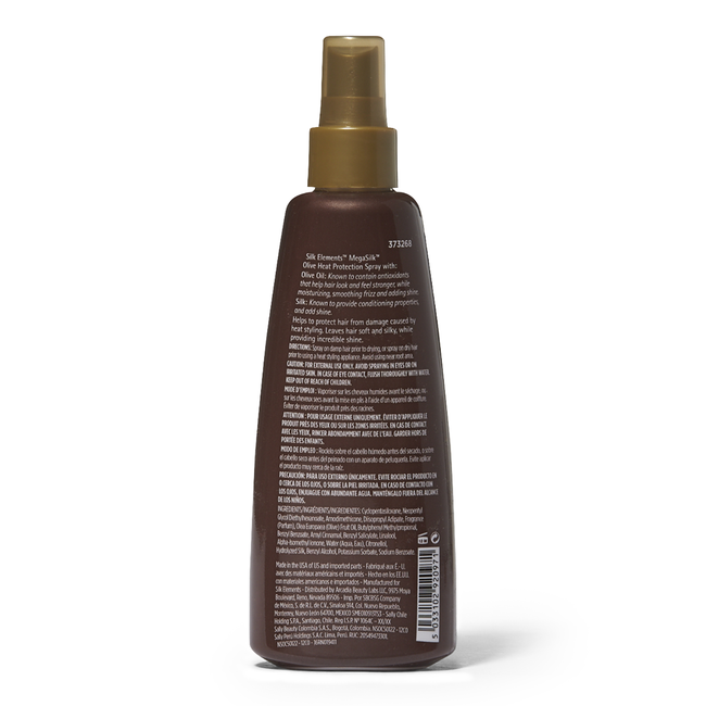 MegaSilk Olive Heat Protection Spray