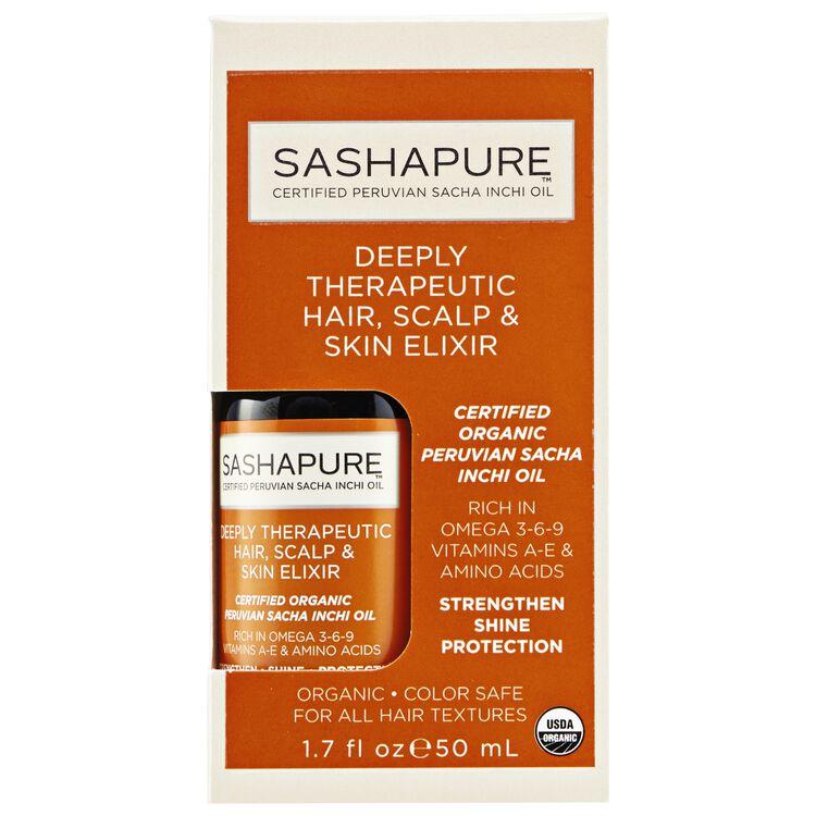 Deeply Therapeutic Hair Scalp & Skin Elixir