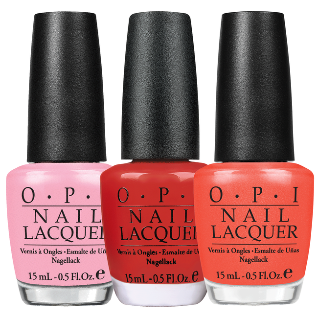 Nail Lacquer. by OPI
