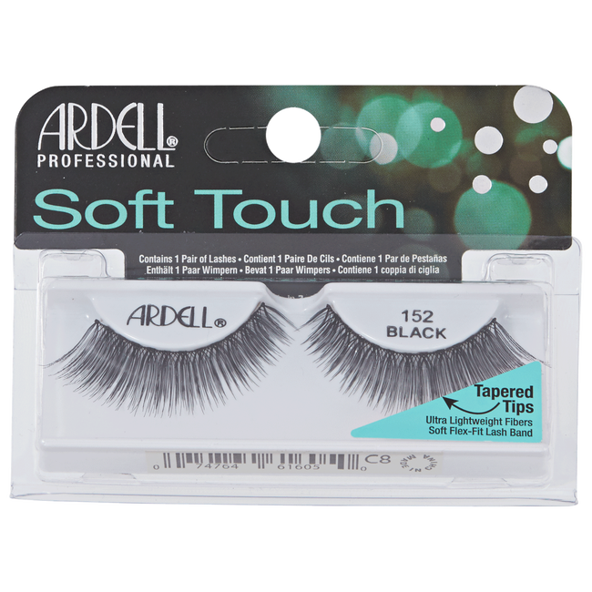 a098ad28709 152 Soft Touch Black Lashes by Ardell | Eyelash Extensions | Sally ...