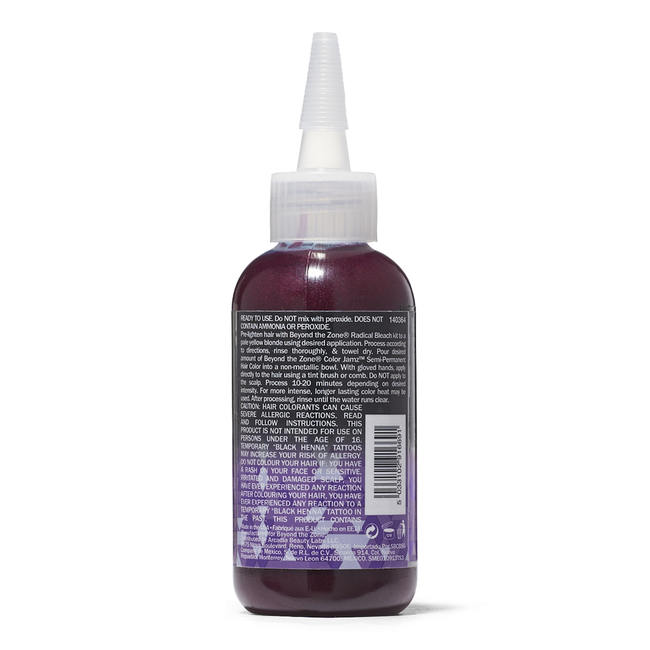 Purple Passion Semi Permanent Hair Color