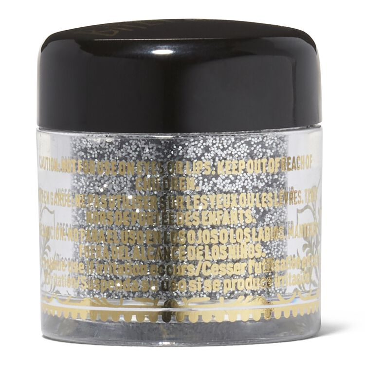 Silver Linings Nail & Body Glitter