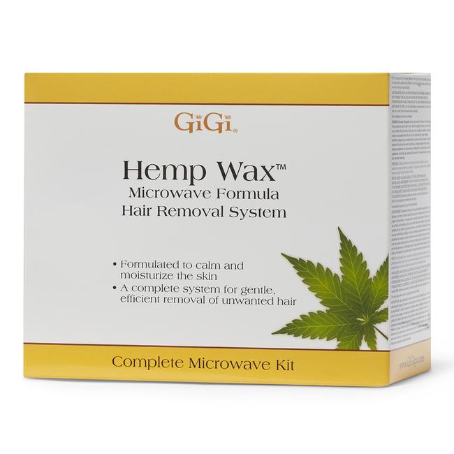 Hemp Wax Microwave Hair Removal System By Gigi