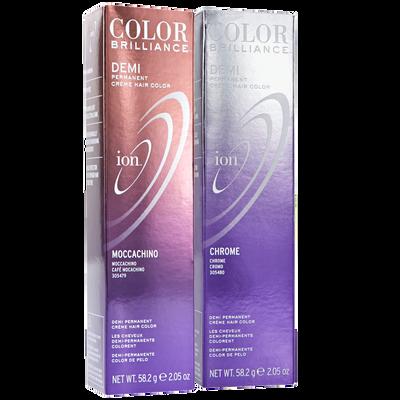 Master Colorist Demi Permanent Creme Hair Color