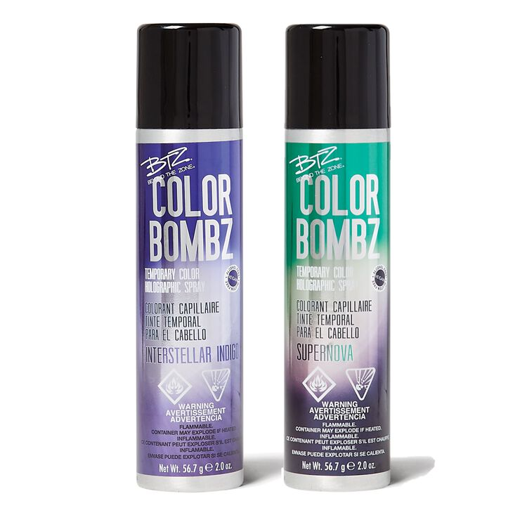 Color Bombz Holographic Spray