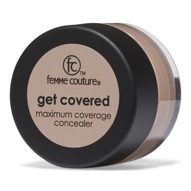 Get Covered Maximum Concealer Medium