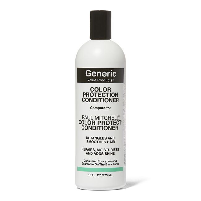 Color Care Conditioner Compare to Paul Mitchell Color Protect Conditioner