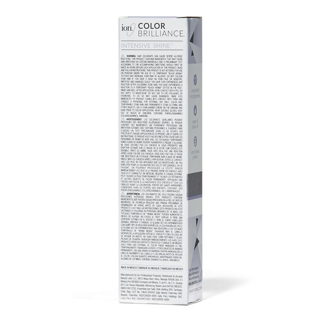 7SP-HM Silver Pearl Permanent Creme Hair Color