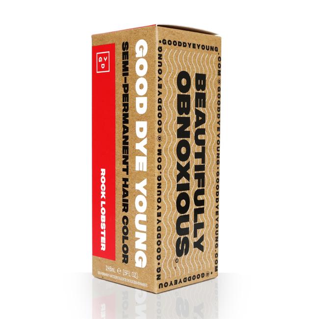 Rock Lobster Semi-Permanent Hair Color