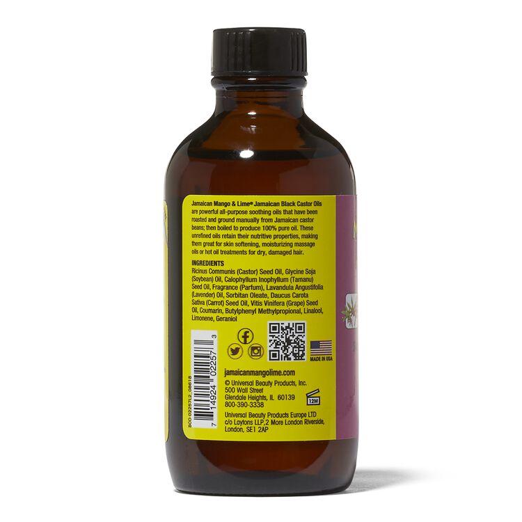 Lavender Black Castor Oil
