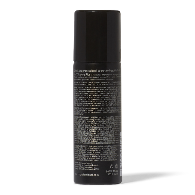 Shaping Plus Travel Styling Spray